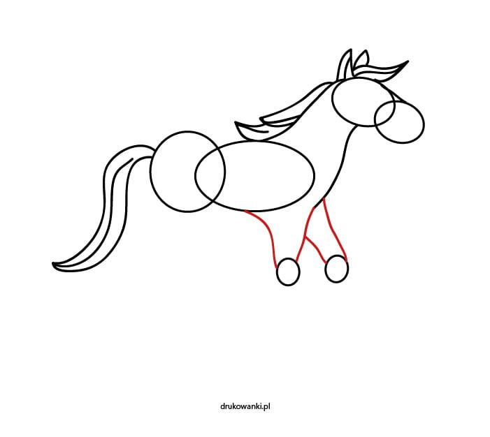 narysujesz mi konia