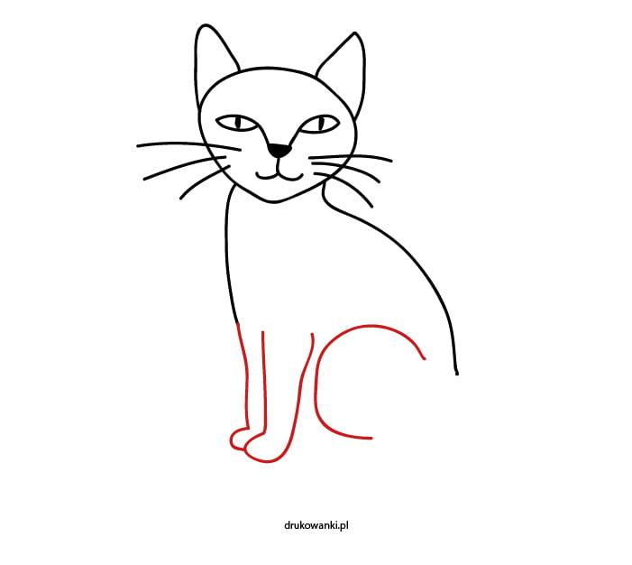 rysujemy kotka