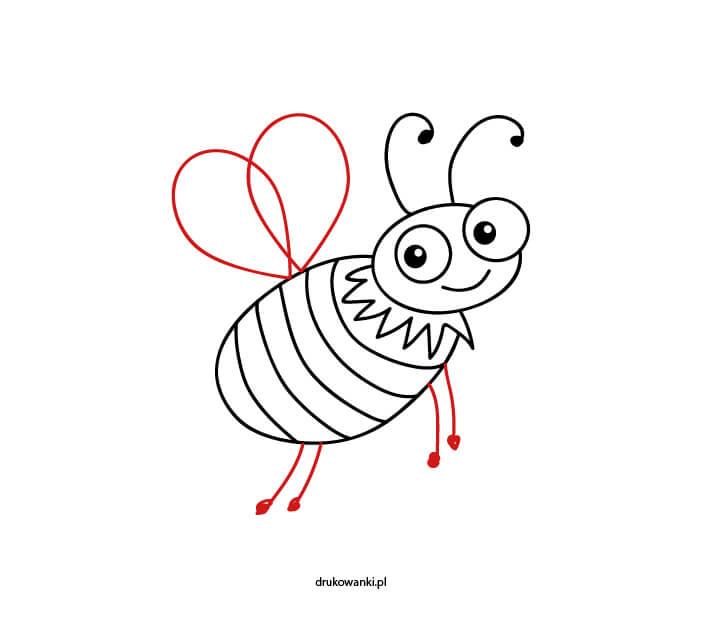 obrazek pszczoły