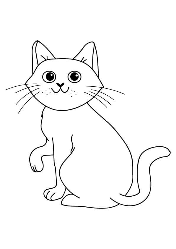 kolorowanki kotów
